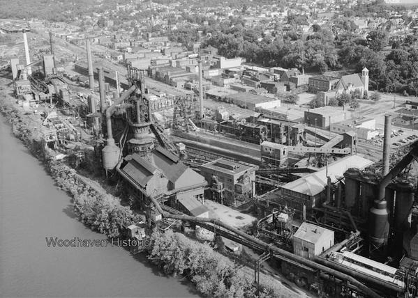 pittsburgh steel company