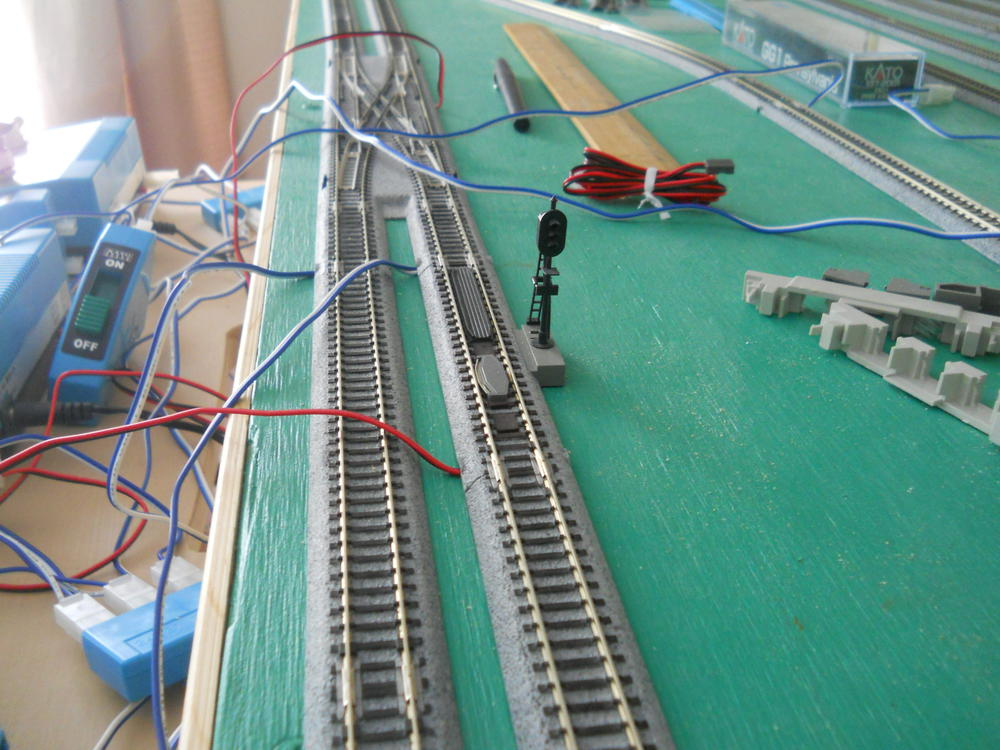 of n scale layout wiring diagram n scale dcc wiring