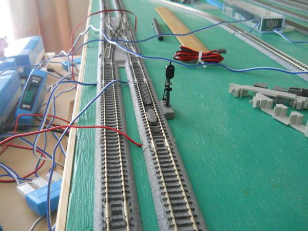 I am building an N gauge layout all Kato.   O Gauge Railroading On