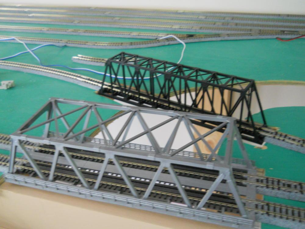 I am building an N gauge layout all Kato  | O Gauge