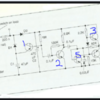 8142-T35 sound board: Transistor information
