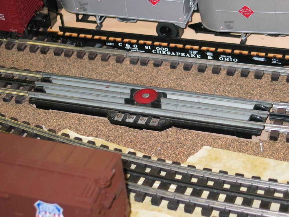 lionel ucs track section  u2013 classic toy trains magazine