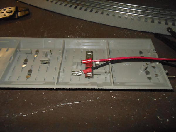 Lionel o gauge transformer hook up
