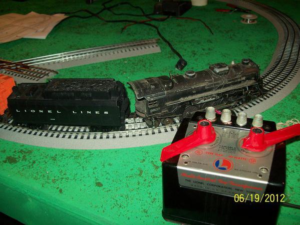 Train setup 009