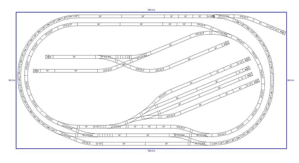 planning new layout  8 u0026 39 x15 u0026 39 10 u0026quot