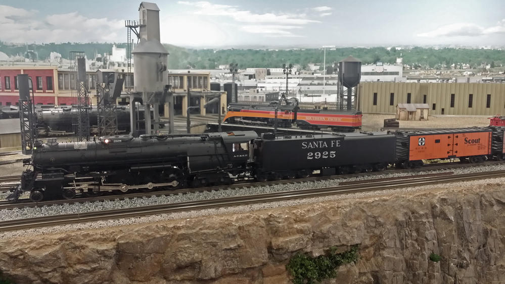 Breakfast at Monroe's and Locomotive Restoration Tour (April 11 ...