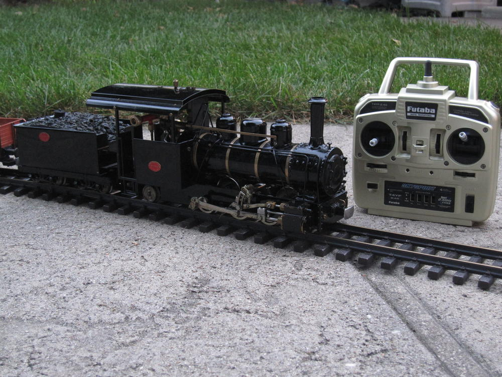 G scale live steam engine | O Gauge Railroading On Line Forum