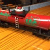 SCMX1: Tank car repaint and reletter.