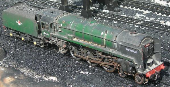 O gauge brit 3
