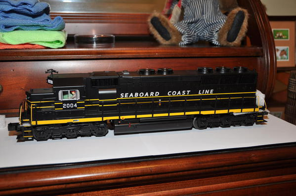 MTH 20-20457-1 SCL SD45 - 1