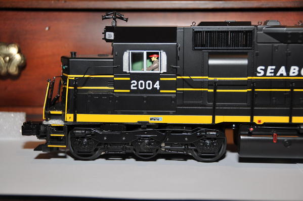 MTH 20-20457-1 SCL SD45 - 3