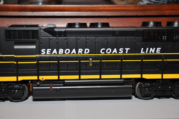 MTH 20-20457-1 SCL SD45 - 4