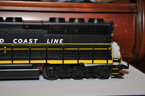MTH 20-20457-1 SCL SD45 - 5