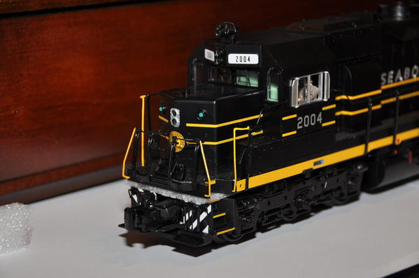 MTH 20-20457-1 SCL SD45 - 7