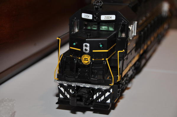 MTH 20-20457-1 SCL SD45 - 8