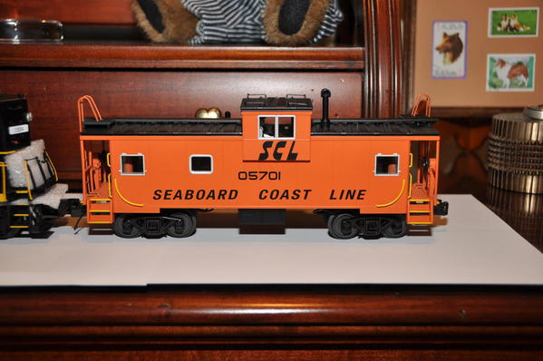 MTH 20-20457-1 SCL SD45 - 14