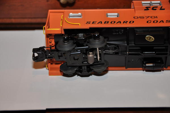 MTH 20-20457-1 SCL SD45 - 18
