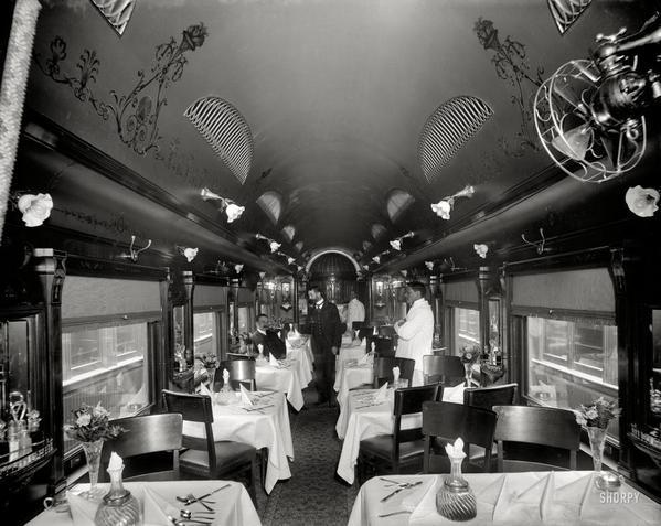 Railway Dining
