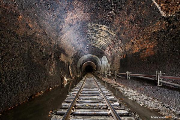 Hoosac Tunnel [2)