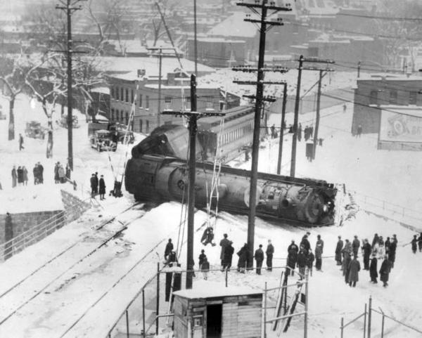 Hudson Locomotive in Troy, OH