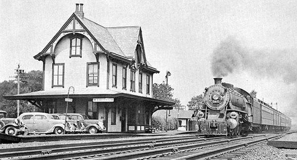 skillman-nj-train-station