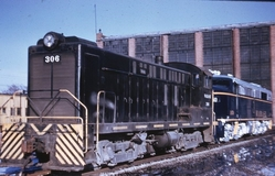 Wabash 306 at Decatur, IL