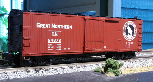 Lionel Great Northern USRA Double-sheathed Box Car