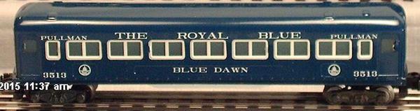 Blue Dawn 3513