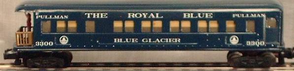 Blue Glacier 3300