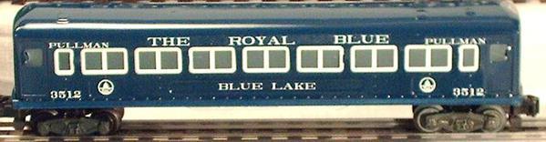 Blue Lake 3512