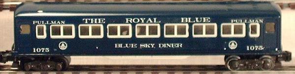 Blue Sky Diner 1075