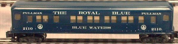 Blue Waters 2110