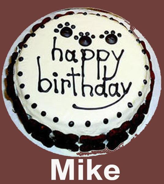 Birthday Cake Mike OGR