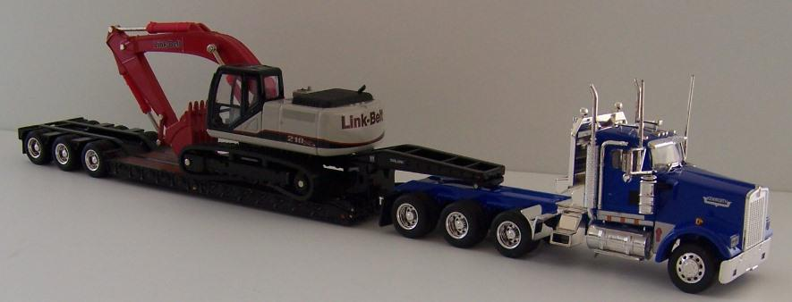 Norscot 62102 Diecast Metal Kenworth W900 Tractor With