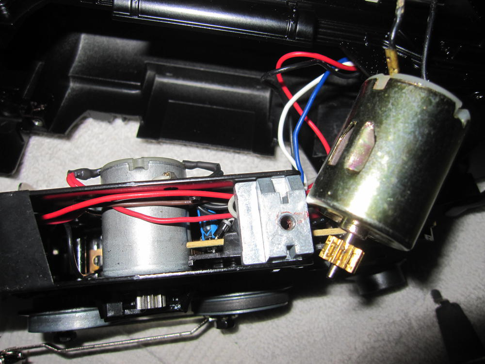 Where Can I Find Better Dc Can Motors For Lionel Engines