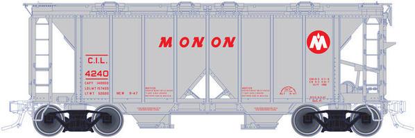 oMonon 70' Ton open hop 2