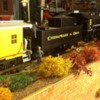 Switcher getting tender attention