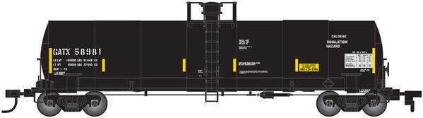 17K Tanker GATX 58957