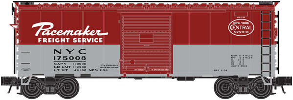 O 40' TM Boxcar NYC Pacemaker