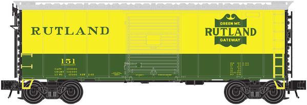 O 40' TM Boxcar Rutland