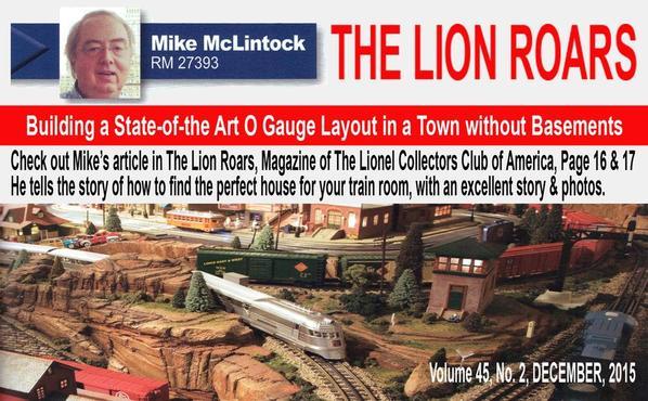 Mike McLintockLion Roar V.2