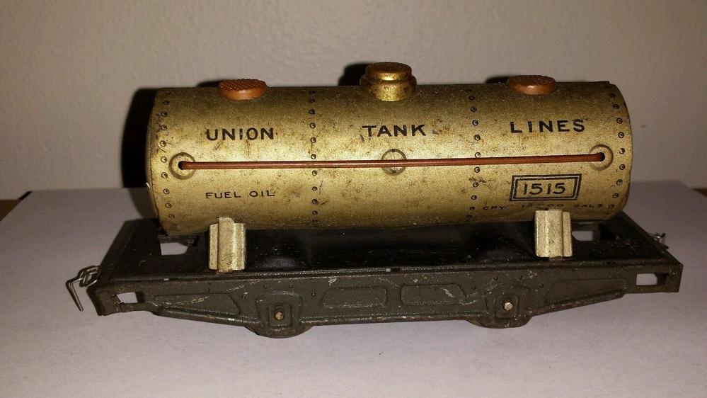Lionel 1515 Tank Car O Gauge Railroading On Line Forum