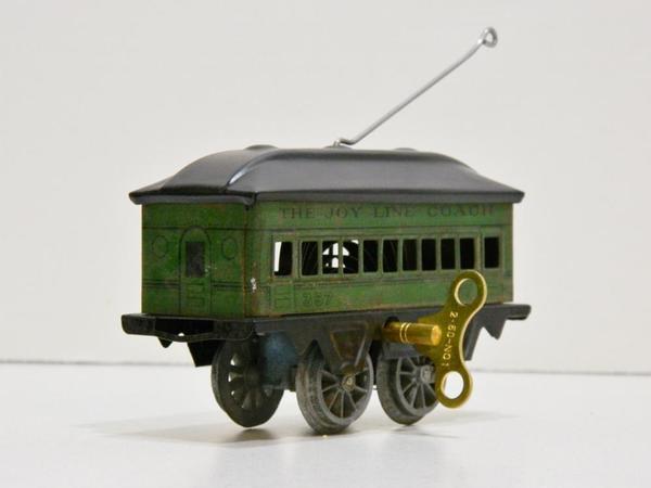 Joy Line Trolley 1