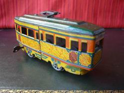 vintage trolley 114.50