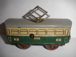 2nd 3rd clockwork trolley