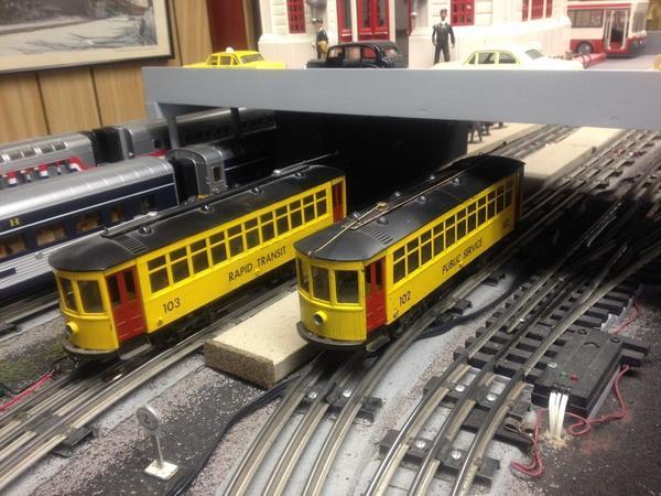 9J Public Service and Rapid Transit Trolleys