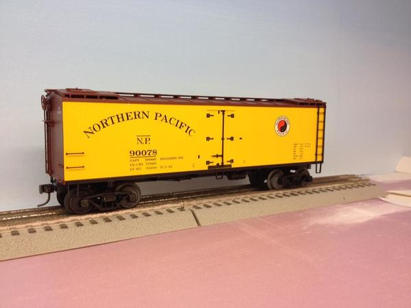 Red Caboose Reefer