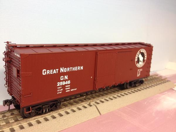 MTH GN Box Car