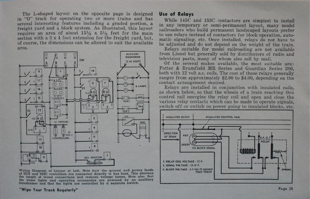 153 signal relay | O Gauge Railroading On Line Forum on