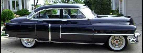 Ertl 2541 1:43 scale 1952 Cadillac Coupe Deville   O Gauge ...